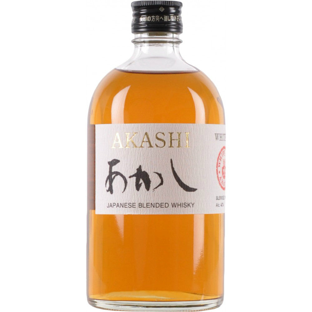 Eigashima Shozu Akashi White Oak Japanese Whisky - Grain & Vine | Curated Wines, Rare Bourbon and Tequila Collection