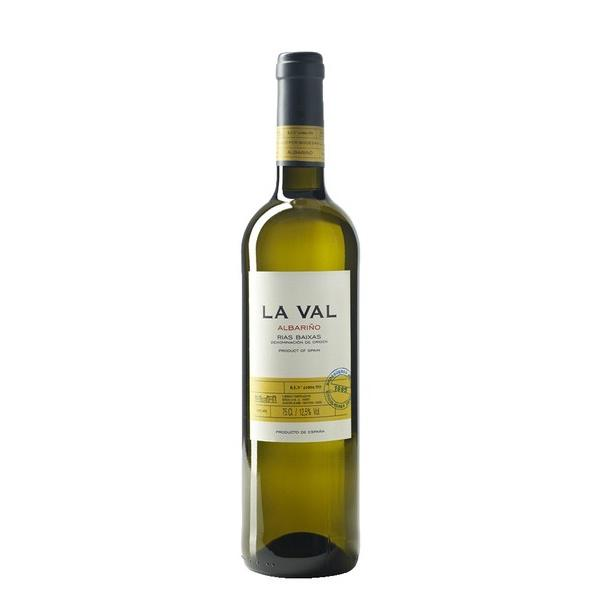 Bodegas La Val Rias Baixas Albarino - Grain & Vine | Curated Wines, Rare Bourbon and Tequila Collection