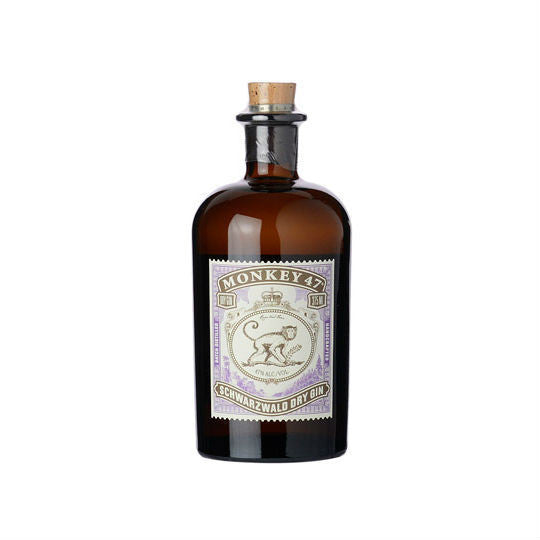 Monkey 47 Schwarzwald Dry Gin - Grain & Vine | Curated Wines, Rare Bourbon and Tequila Collection