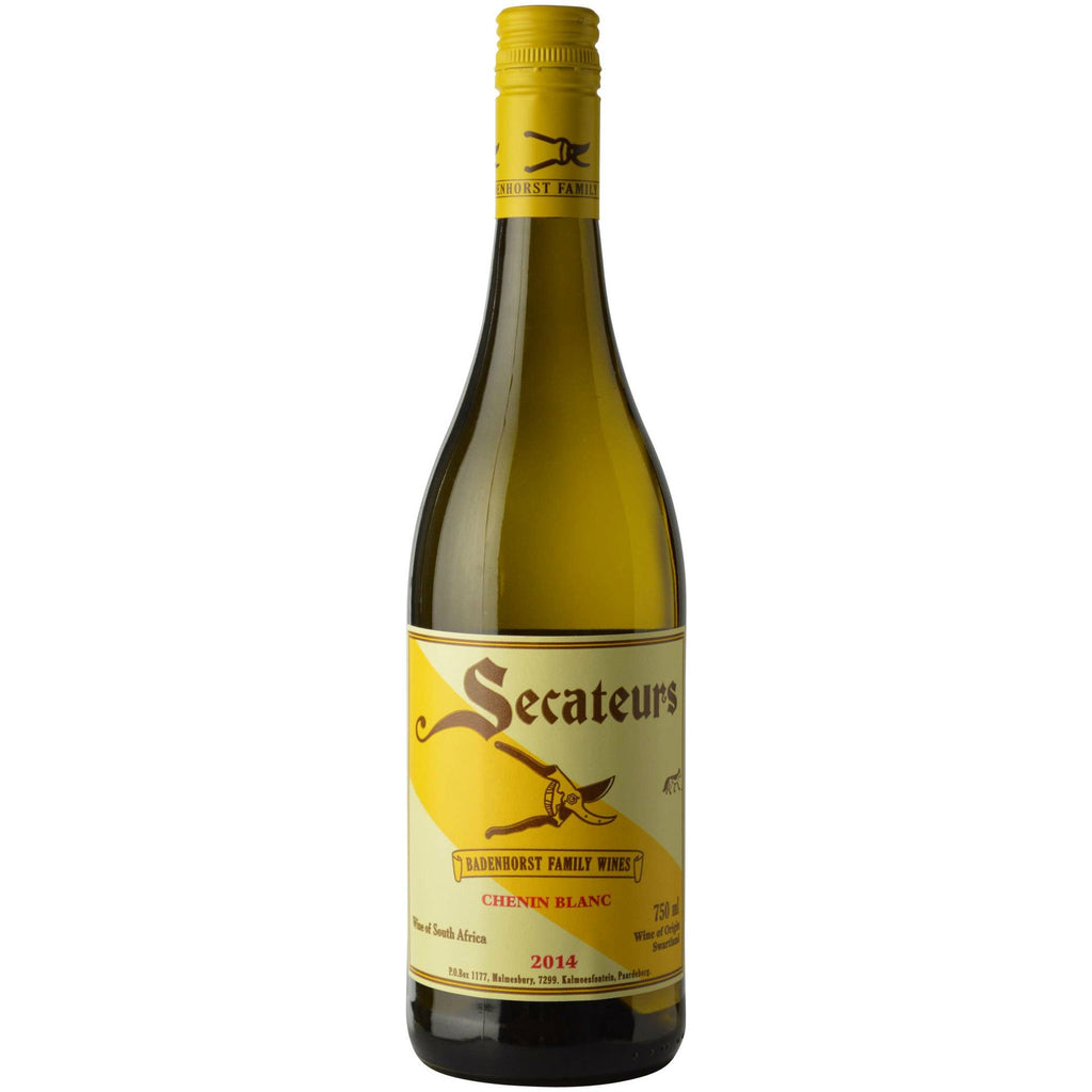 A.A.Badenhorst Secateur Swartland Chenin Blanc - Grain & Vine | Curated Wines, Rare Bourbon and Tequila Collection