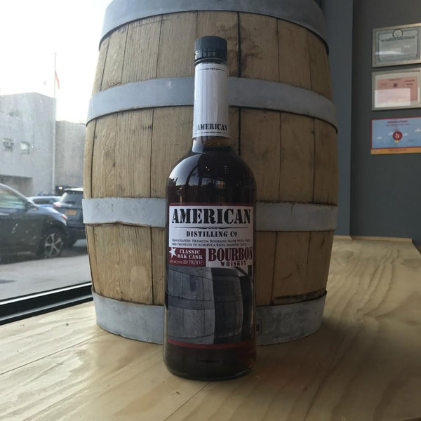 American Distilling Co Bourbon Whiskey