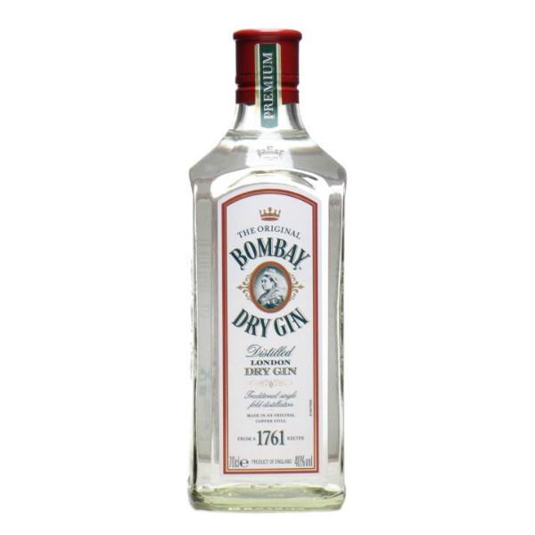 Bombay London Dry Gin - Grain & Vine | Curated Wines, Rare Bourbon and Tequila Collection