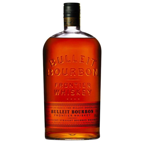 Bulleit Straight Bourbon Frontier Whiskey - Grain & Vine | Curated Wines, Rare Bourbon and Tequila Collection