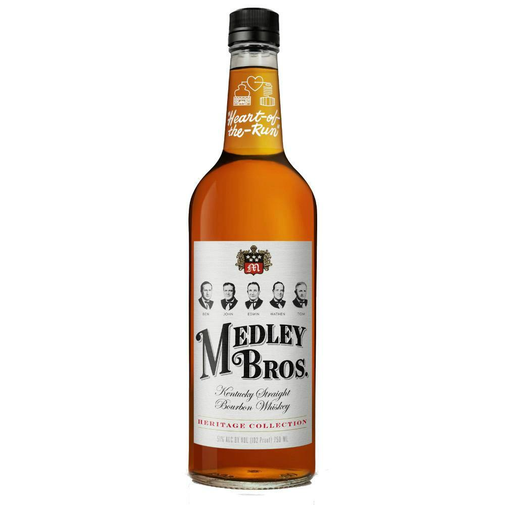 Charles Medley Distillery Kentucky Straight Bourbon Whiskey - Grain & Vine | Curated Wines, Rare Bourbon and Tequila Collection