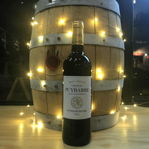 Chateau Puybarbe Cotes de Bourg - Grain & Vine | Curated Wines, Rare Bourbon and Tequila Collection