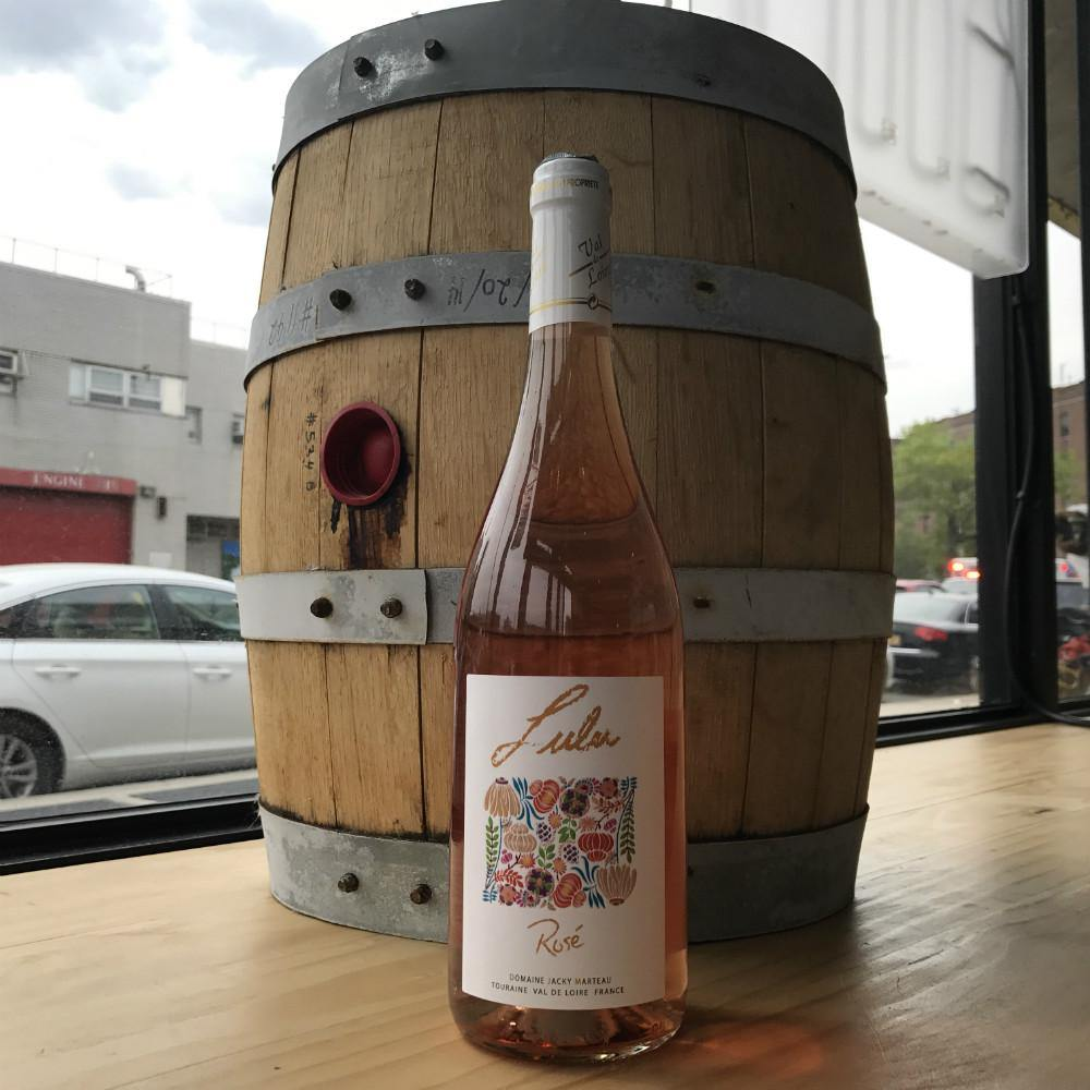 "Domaine Jacky Marteau ""Lulu"" Touraine Rose - Grain & Vine 
