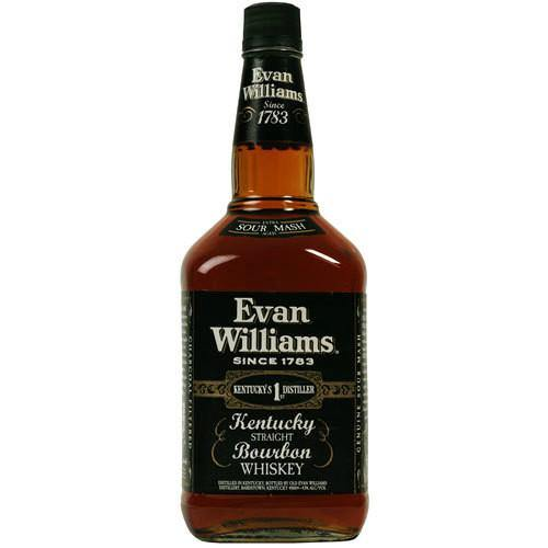 Evan Williams Sour Mash Straight Bourbon Whiskey - Grain & Vine | Curated Wines, Rare Bourbon and Tequila Collection
