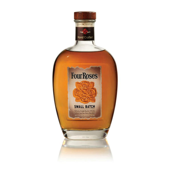 Four Roses Small Batch Kentucky Straight Bourbon Whiskey - Grain & Vine | Curated Wines, Rare Bourbon and Tequila Collection