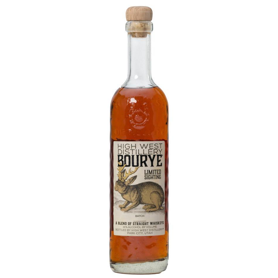 High West Bourye A Blend Of Straight Whiskies - Grain & Vine | Curated Wines, Rare Bourbon and Tequila Collection