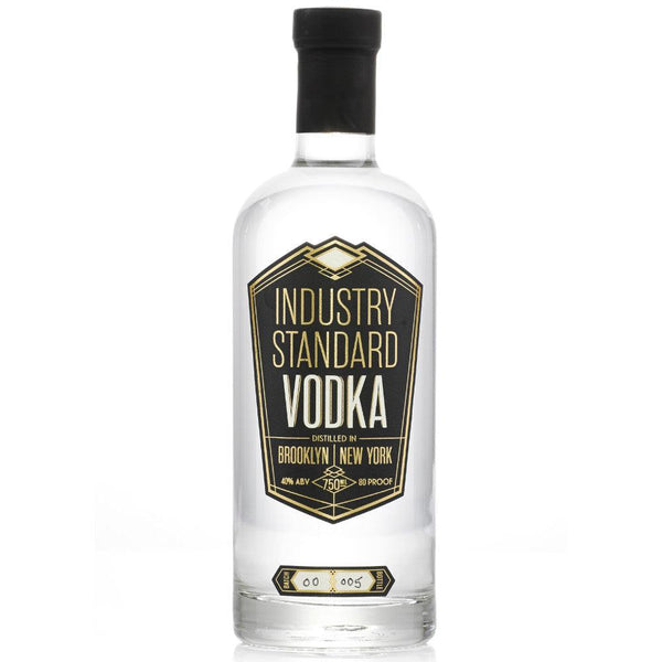 Industry Standard Vodka - Grain & Vine | Curated Wines, Rare Bourbon and Tequila Collection