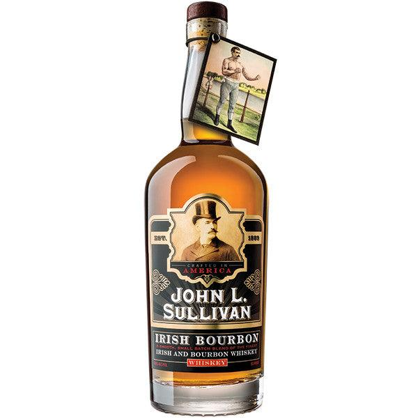 John L Sullivan Irish Bourbon - Grain & Vine | Curated Wines, Rare Bourbon and Tequila Collection