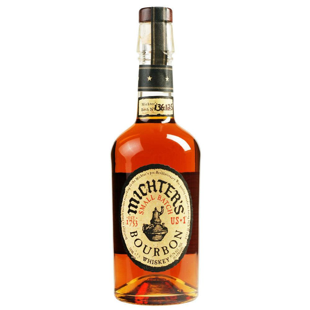 Michters US1 Bourbon Whiskey - Grain & Vine | Curated Wines, Rare Bourbon and Tequila Collection