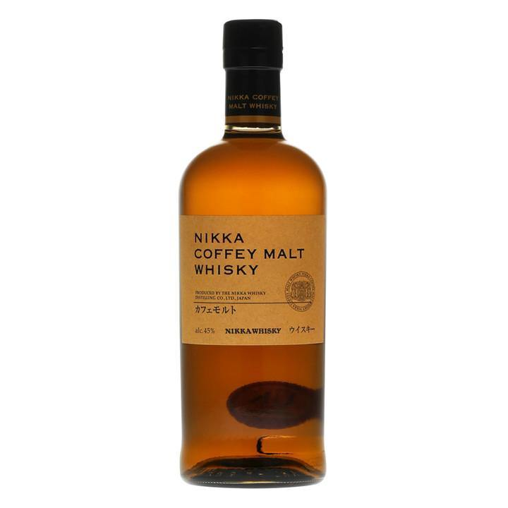 NIkka Coffeey Malt Whisky - Grain & Vine | Curated Wines, Rare Bourbon and Tequila Collection