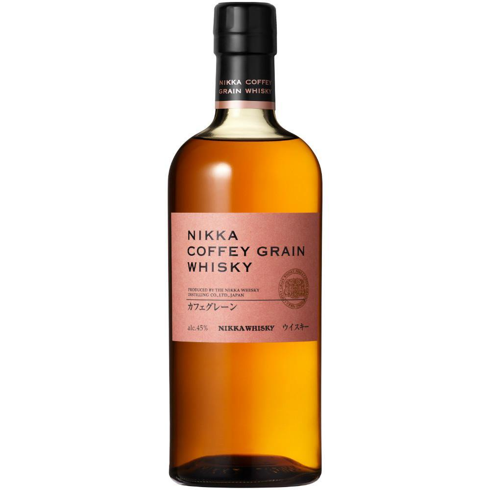 Nikka Coffey Grain Japanese Whisky - Grain & Vine | Curated Wines, Rare Bourbon and Tequila Collection