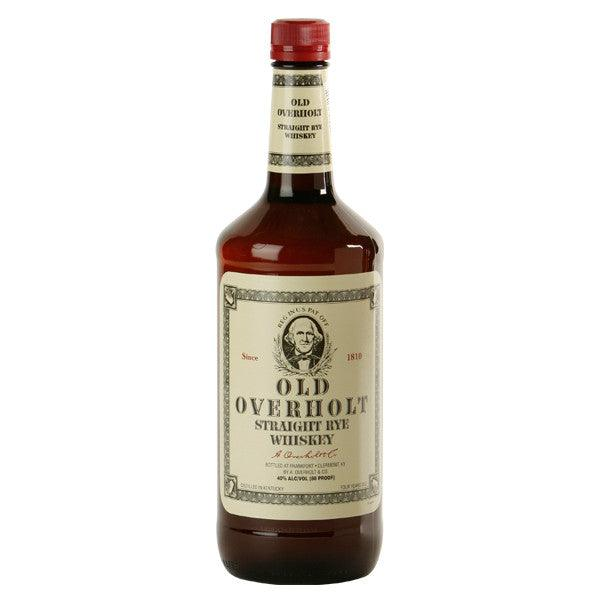 Old Overholt Straight Rye Whiskey - Grain & Vine | Curated Wines, Rare Bourbon and Tequila Collection