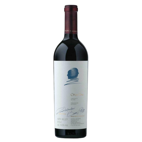 Opus One Napa Valley Red 2012 Vintage - Grain & Vine | Curated Wines, Rare Bourbon and Tequila Collection