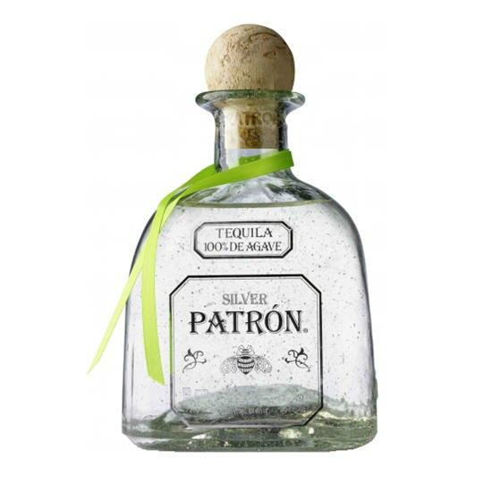 Patron Silver Tequila - Grain & Vine | Curated Wines, Rare Bourbon and Tequila Collection
