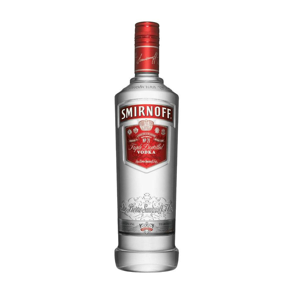 Smirnoff Vodka - Grain & Vine | Curated Wines, Rare Bourbon and Tequila Collection