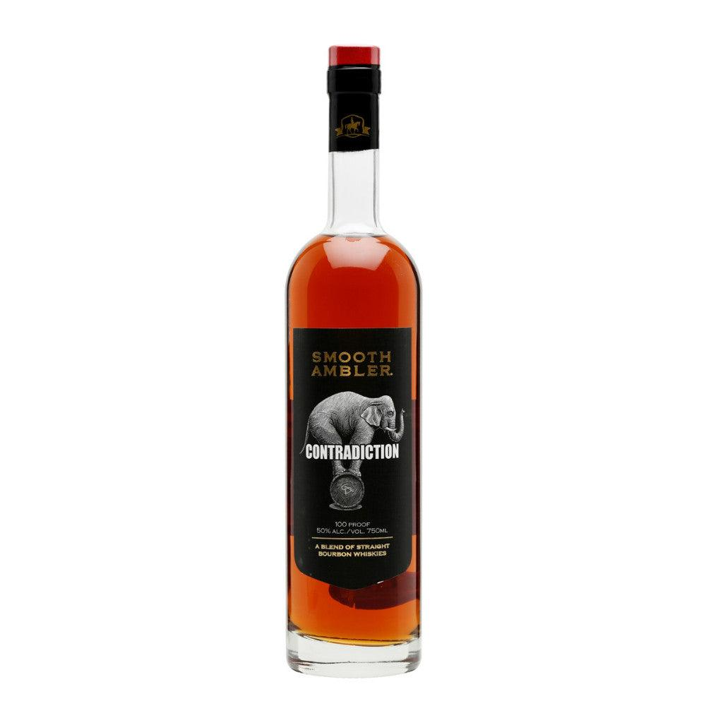 "Smooth Ambler ""Contradiction"" A Blend Of Straight Bourbon Whiskies - Grain & Vine 