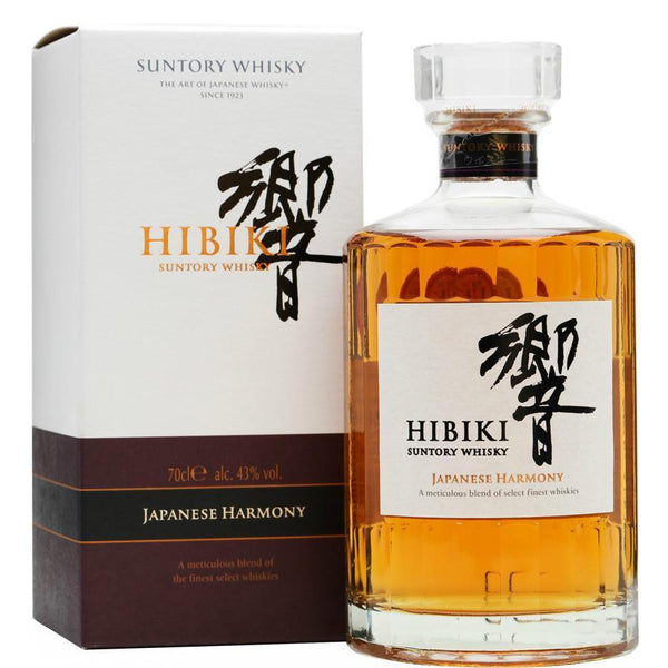 Suntory Hibiki Japanese Harmony - Grain & Vine | Curated Wines, Rare Bourbon and Tequila Collection