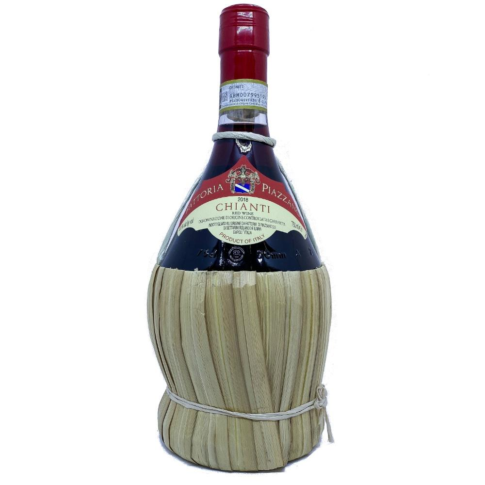 Fattorial di Piazzano Chianti  Flask - Grain & Vine | Curated Wines, Rare Bourbon and Tequila Collection