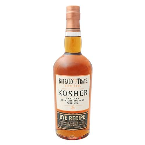 Buffalo Trace Kosher Rye Recipe Kentucky Straight Bourbon Whiskey