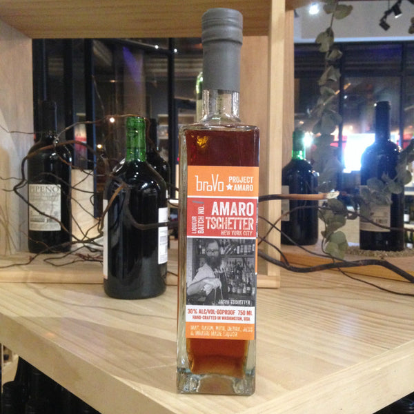 BroVo Project Amaro NYC Tschetter - Grain & Vine | Curated Wines, Rare Bourbon and Tequila Collection