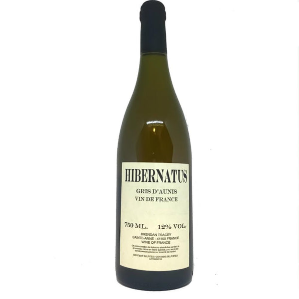 Brendan Tracey Hibernatus Gris d'Aunis - Grain & Vine | Curated Wines, Rare Bourbon and Tequila Collection