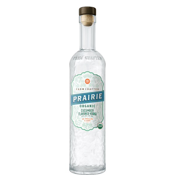 Prairie Cucumber Flavored Organic Vodka - Grain & Vine | Curated Wines, Rare Bourbon and Tequila Collection