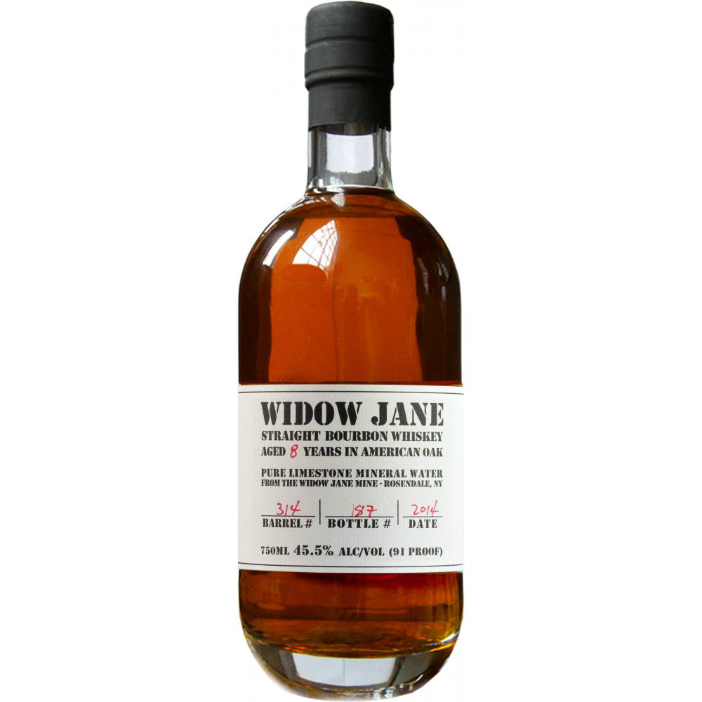 Widow Jane 10 Years Straight Bourbon Whiskey - Grain & Vine | Curated Wines, Rare Bourbon and Tequila Collection