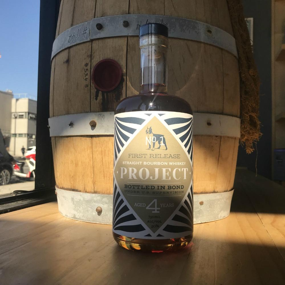 Breuckelen Project No.1 Bottled in Bond Straight Bourbon Whiskey - Grain & Vine | Curated Wines, Rare Bourbon and Tequila Collection