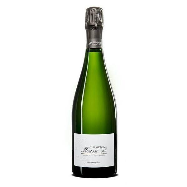 Mousse Fils  L'Extra Or d'Eugene Extra Brut Champagne - Grain & Vine | Curated Wines, Rare Bourbon and Tequila Collection