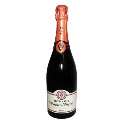 Domaine Saint Vincent Brut Rose - Grain & Vine | Curated Wines, Rare Bourbon and Tequila Collection