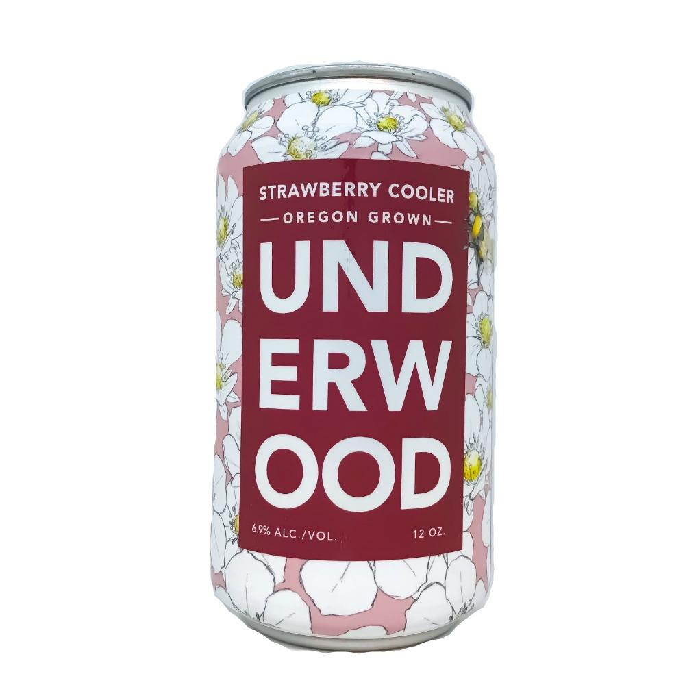 Underwood Strawberry Cooler - Grain & Vine | Curated Wines, Rare Bourbon and Tequila Collection