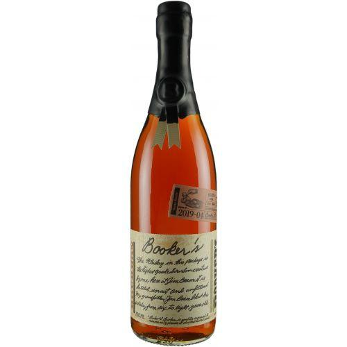 "Booker's ""Beaten Biscuits"" Kentucky Straight Bourbon Whiskey - Grain & Vine 