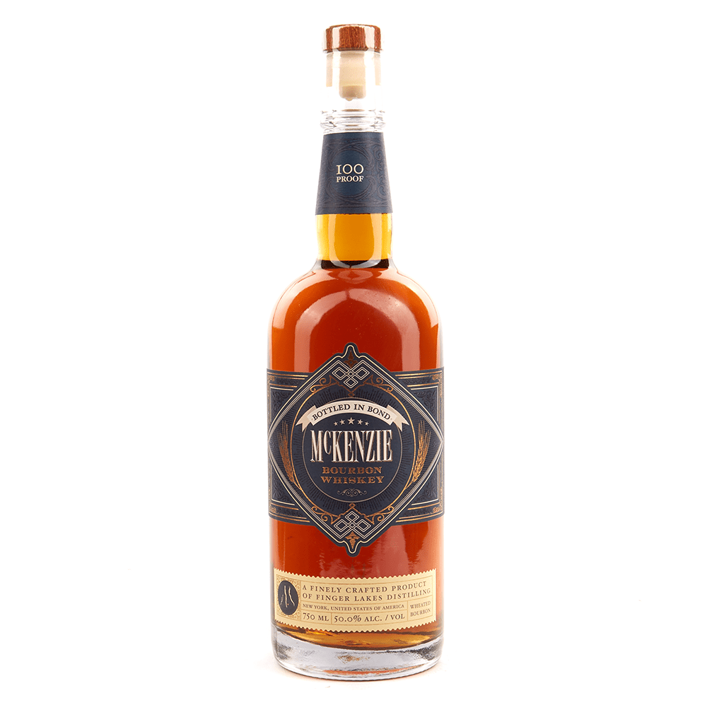 Mckenzie Bottled-in-Bond Wheated Bourbon Whiskey - Grain & Vine | Curated Wines, Rare Bourbon and Tequila Collection