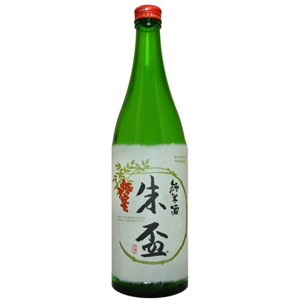 Chiyonosono Shuzo Shared Promise Junmai Sake - Grain & Vine | Curated Wines, Rare Bourbon and Tequila Collection