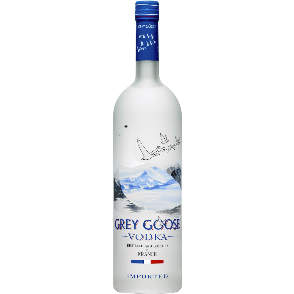 Grey Goose Vodka - Grain & Vine | Curated Wines, Rare Bourbon and Tequila Collection