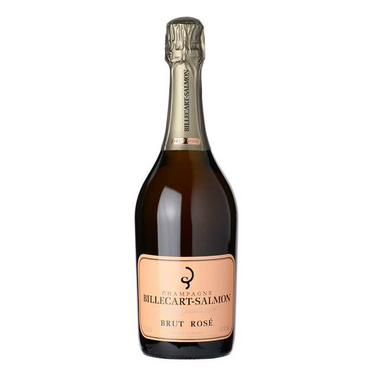 Billecart-Salmon Champagne Brut Rose - Grain & Vine | Curated Wines, Rare Bourbon and Tequila Collection