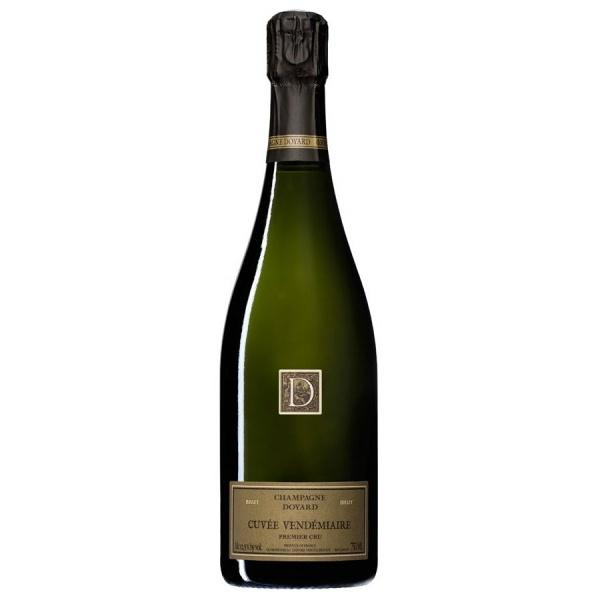 Champagne Doyard Cuvee Vendémiaire Champagne 1er Cru Brut Blanc de Blancs - Grain & Vine | Curated Wines, Rare Bourbon and Tequila Collection