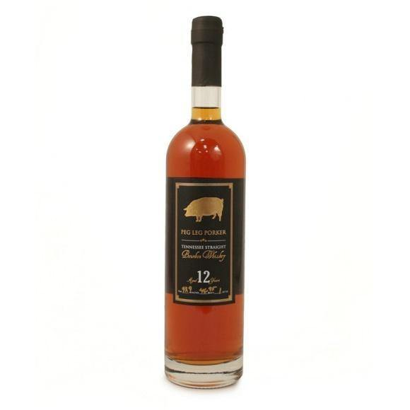 Peg Leg Porker 12 Years Limited Edition Tennessee Straight Bourbon Whiskey - Grain & Vine | Curated Wines, Rare Bourbon and Tequila Collection