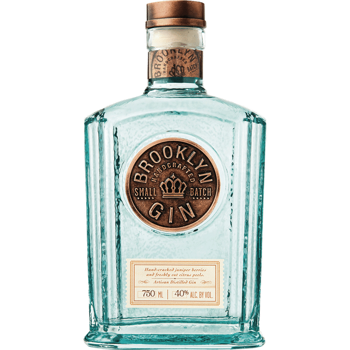 Brooklyn Gin - Grain & Vine | Curated Wines, Rare Bourbon and Tequila Collection
