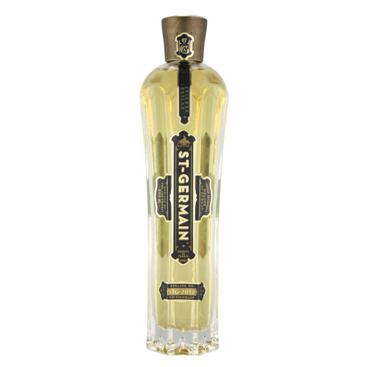 St. Germain Elderflower Liqueur - Grain & Vine | Curated Wines, Rare Bourbon and Tequila Collection