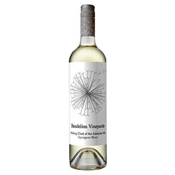 Dandelion Vineyards Wishing Clock of the Adelaide Hills Sauvignon Blanc - Grain & Vine | Curated Wines, Rare Bourbon and Tequila Collection