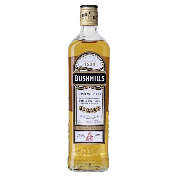 Bushmills Original Irish Whiskey - Grain & Vine | Curated Wines, Rare Bourbon and Tequila Collection