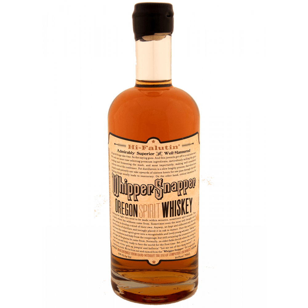 Ransom Spirits Whipper Snapper Whiskey - Grain & Vine | Curated Wines, Rare Bourbon and Tequila Collection