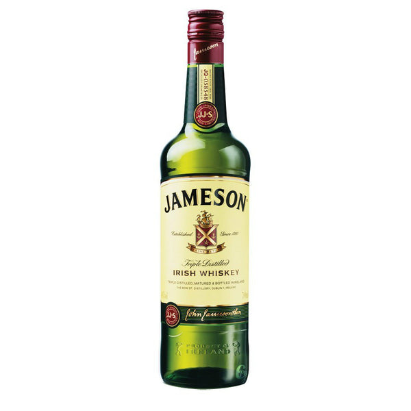Jameson Irish Whiskey - Grain & Vine | Curated Wines, Rare Bourbon and Tequila Collection