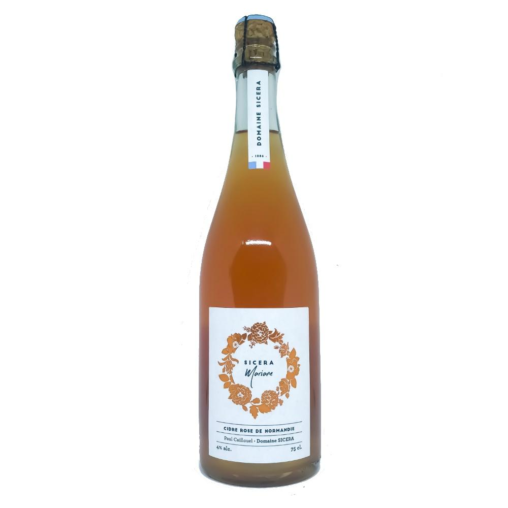 Sicera Mariane Normandy Cider Rose - Grain & Vine | Curated Wines, Rare Bourbon and Tequila Collection