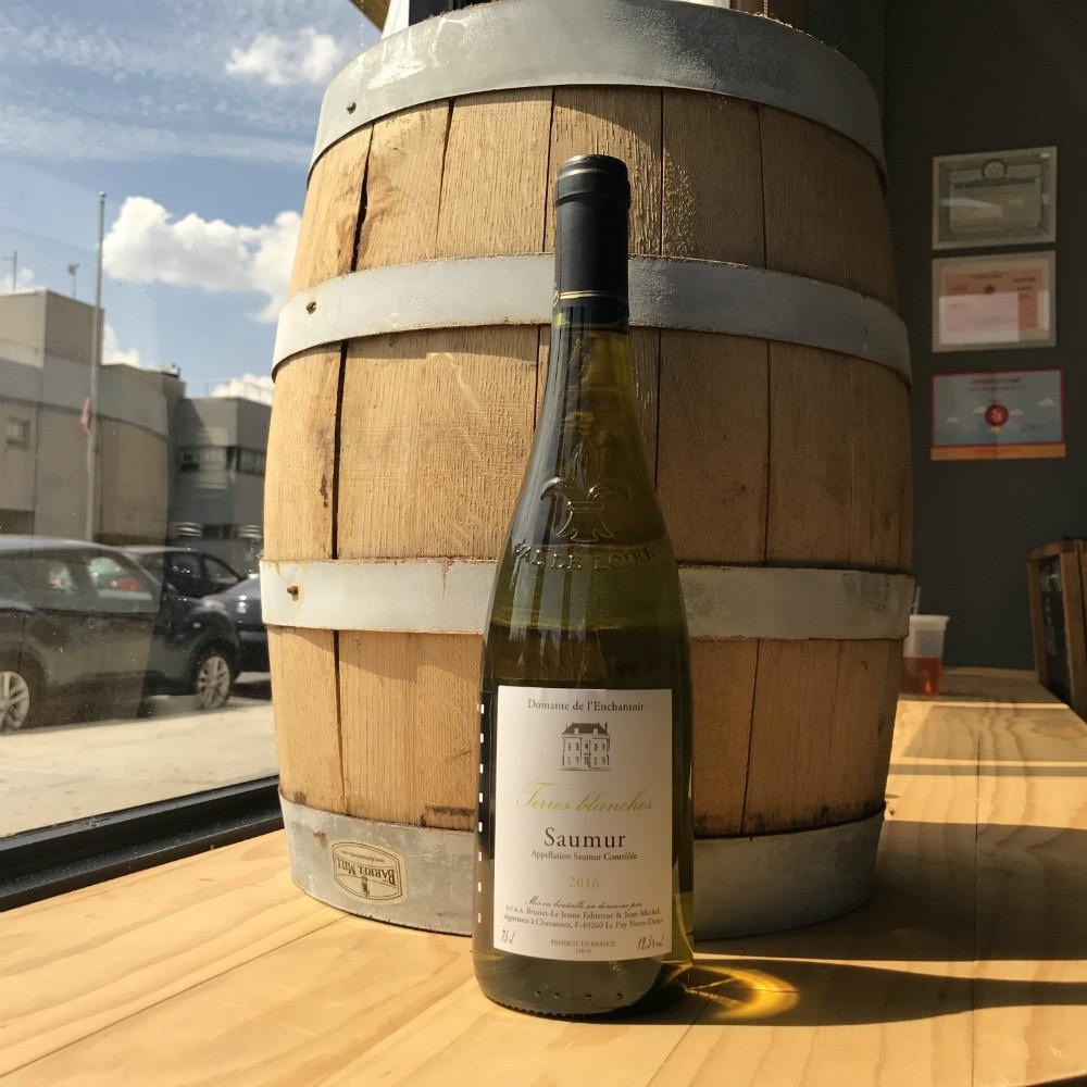 Domaine de l'Enchantoir Saumur Blanc - Grain & Vine | Curated Wines, Rare Bourbon and Tequila Collection