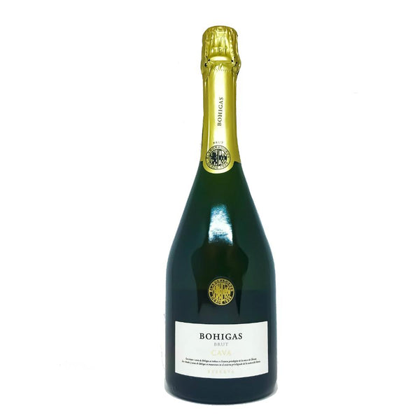 Bohigas Cava Brut Reserva - Grain & Vine | Curated Wines, Rare Bourbon and Tequila Collection